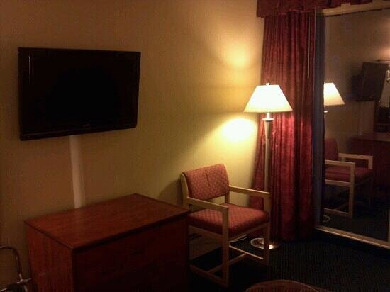 Travelodge Nanaimo: My room