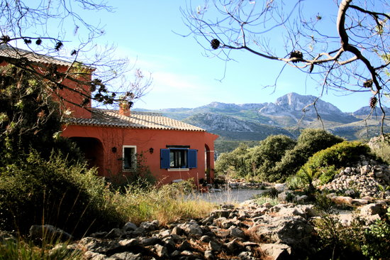 Tarbena, Spain: Casa Rural Can Sueno