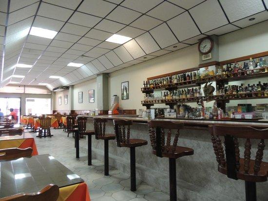 Hotel Covadonga: El restaurante