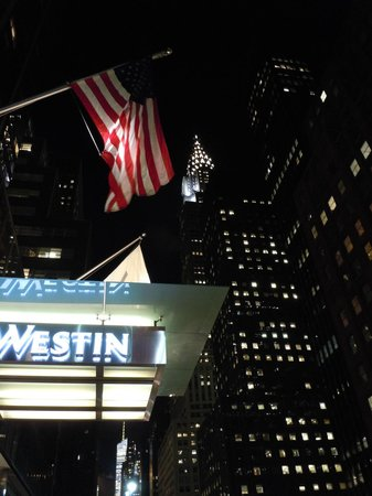 The Westin New York Grand Central: appena fuori dall'hotel