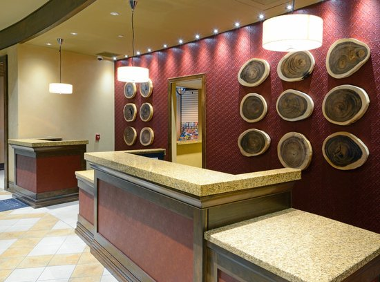 Denver Marriott South at Park Meadows: Front Desk