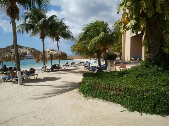 Sunscape Curacao Resort Spa Playa Junto A La Torre