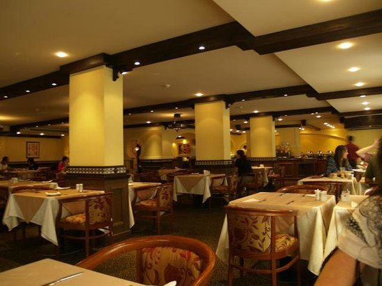 Riviera Hotel: Comedor del hotel