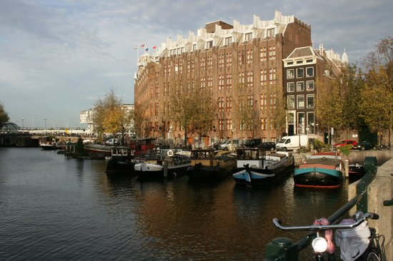 Grand Hotel Amrath Amsterdam: location