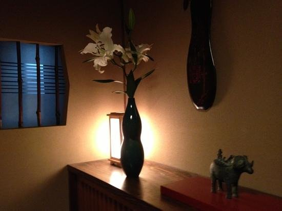 Inn Kawashima: nice little details