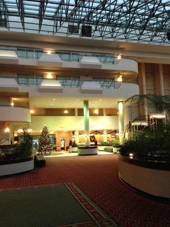 Melville Marriott Long Island: Lobby