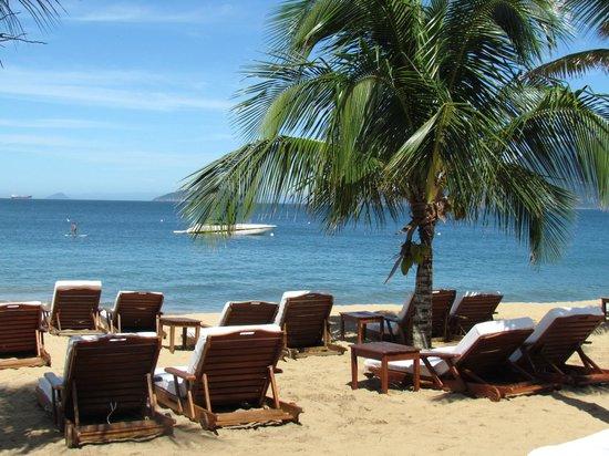 DPNY Beach Hotel & Spa: Beach Club