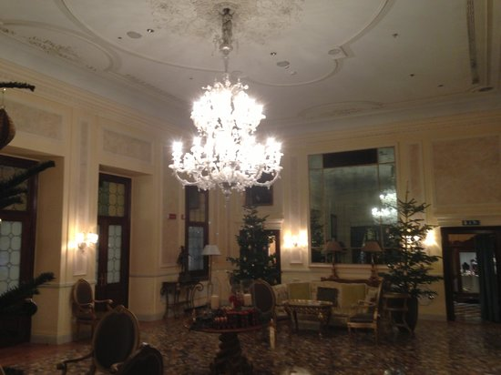 The Westin Europa & Regina, Venice: The Lounge Area