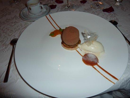 Hotel ...liebes Rot-Flueh: Menügang im Rot Flüh Stüberl