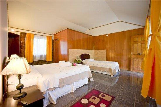 Chez Maria Goretti: Habitación triple/ triple room