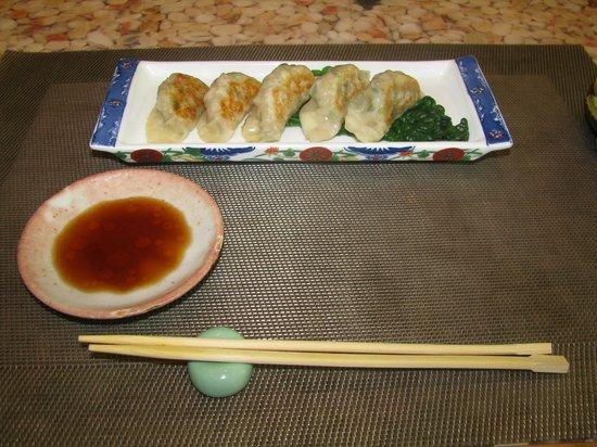 Ravioli gyoza ristorante giapponese rokko for En ristorante giapponese