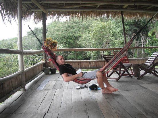 Tariri Amazon Lodge: there more to do than jungle treking!