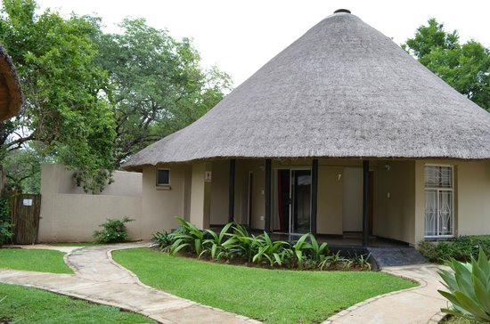 Sabie River Bush Lodge: chambre