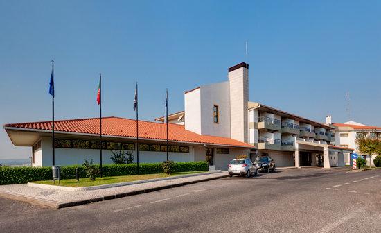 Tryp Colina DO Castelo Hotel: Fachada