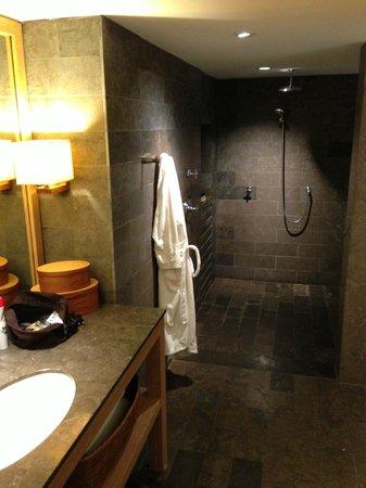 Park Hyatt Washington: Bathroom