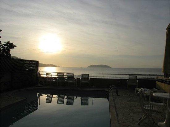 Pousada Casa na Praia: Nascer do Sol