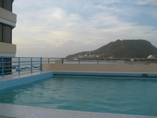 Vung Tau P&T Hotel: Zwembad hotel