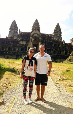 Im Malis Hotel: Ankor Wat