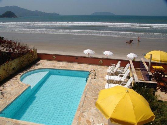Pousada Casa na Praia: Piscina Beira Mar