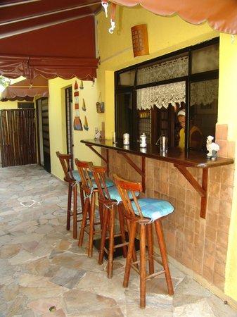 Pousada Casa na Praia: Bar da Praia