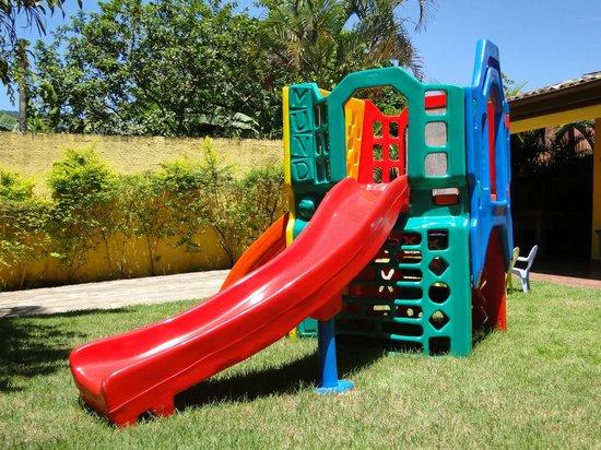 Pousada Casa na Praia: Playground