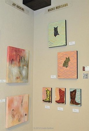 Northwind Arts Center: Showcase Gallery: Jay Haskins and Naoko Morisawa