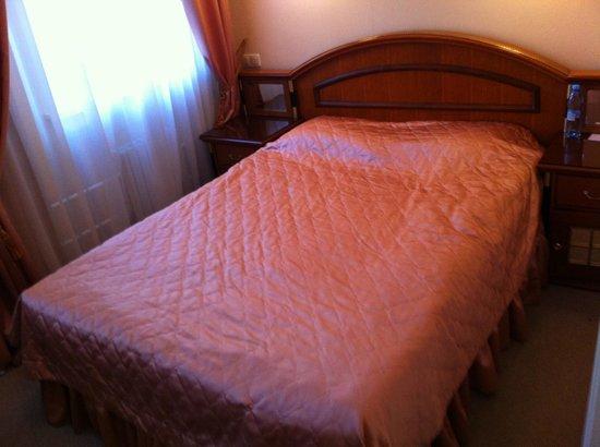 Ampir Belorusskaya Hotel: Неплохая кровать