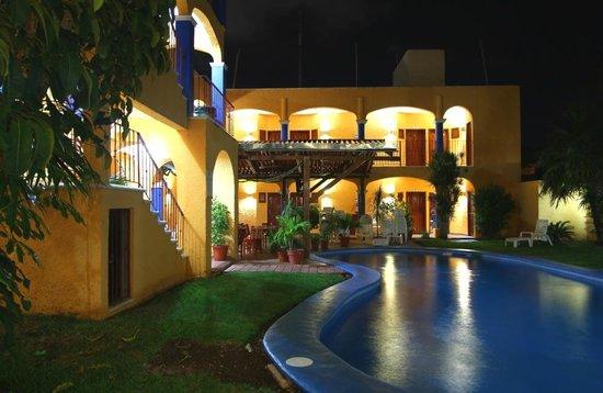 Hotel Dorymar: hotle inside