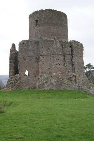 Tretower Castle & Court: Burgfried