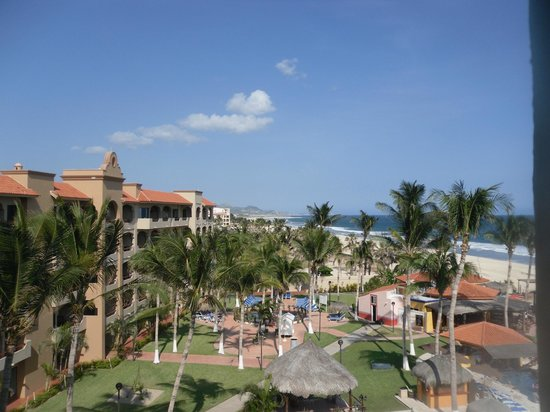 Worldmark Coral Baja: one view from balcony