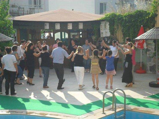 Hotel Albora: hotel bar
