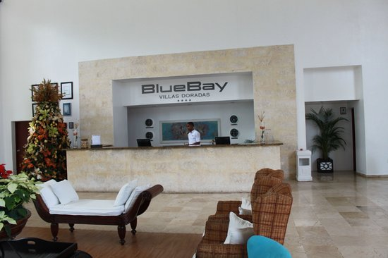 BlueBay Villas Doradas Adults Only: Reception Front Desk