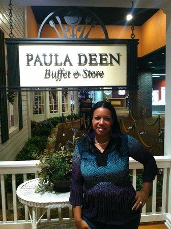 Paula deen coupons buffet
