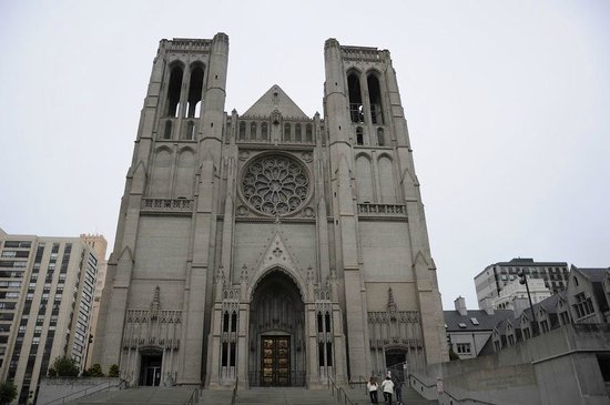 Grace Cathedral: 3