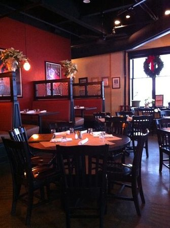Booth Or Table Picture Of Cafe Sante Boyne City TripAdvisor - Booth or table