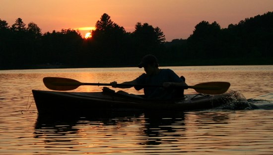 Great River Outfitters & The Path of Life Garden: Summer Kayaking Class