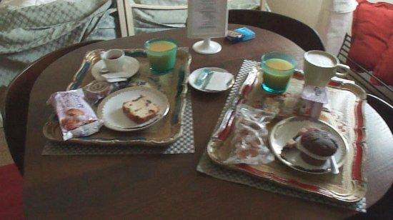 1900 Artevita: colazione in camera