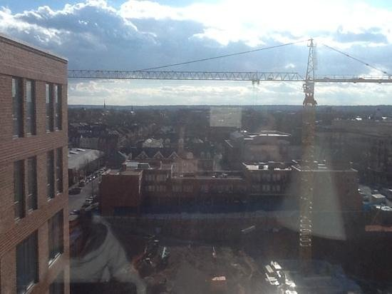Sheraton Suites Old Town Alexandria: City view