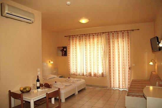 Interior - Picture of Golden Sand Hotel, Crete - Tripadvisor
