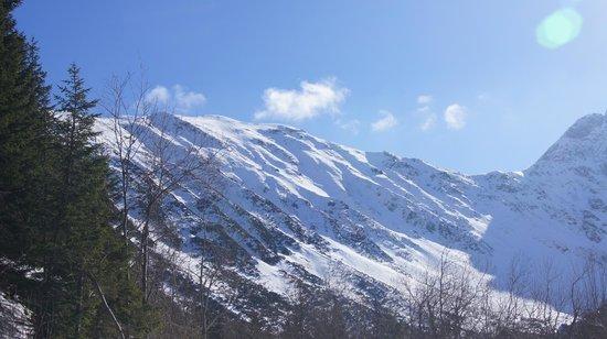 Penzion Pribisko: Western Tatras - Rohace