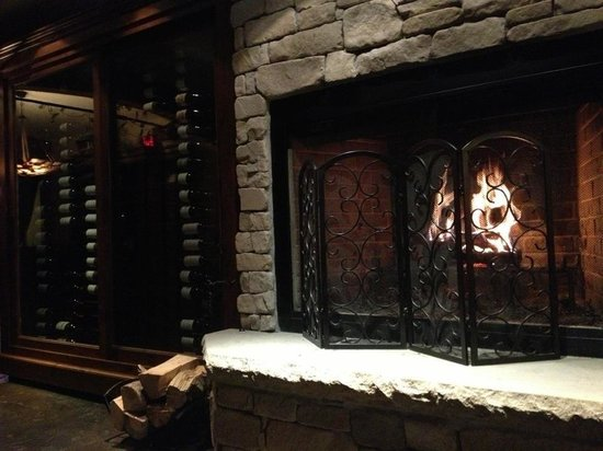 White Buffalo Club: Fireside basement private