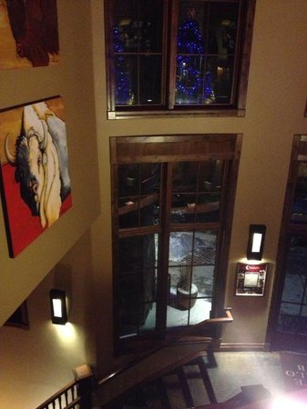 White Buffalo Club: Lobby