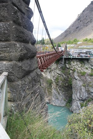 Queenstown Bike Tours: Kawarau Bridge