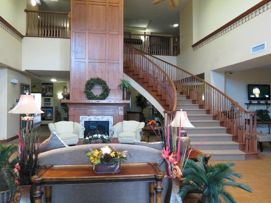 Country Inn & Suites By Carlson, Port Canaveral: Entrance