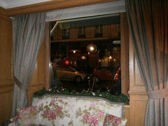 Hotel Cordelia: hall