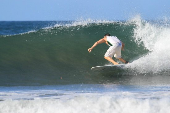 Harbor Reef Surf Resort: Surf