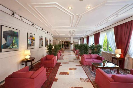 Hotel Continental: lounge