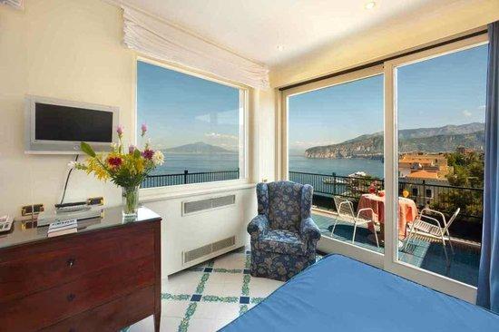 Hotel Continental: suite Vesuvio