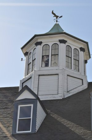 Thayers Inn: cupola