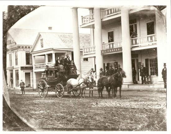 Thayers Inn: 1843 picture